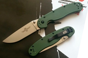 Ontario Rat Model 1 Forest Green