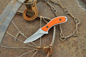 Kershaw Field Knife Orange
