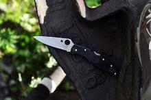 Spyderco Endura 4 Black