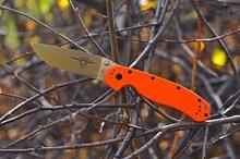 Ontario Rat Model 1 Orange D2