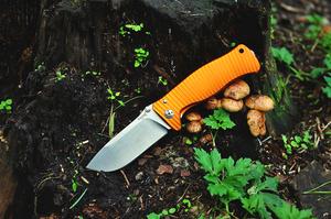 Lion Steel Molletta SR-1A Orange