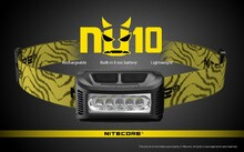 Nitecore NU10 Red