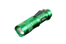 Фонарик CREE Q5 Green