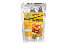 Готовое блюдо Цыпленок с рисом и овощным соусом