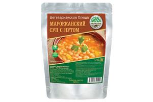 Готовое блюдо Марокканский суп с нутом