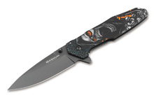 Boker Magnum Screaming Skull