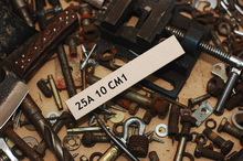 Электрокорунд 25A10СМ1-2 (размер S)