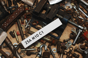 Электрокорунд 25AМ10СМ2-С2 (размер S)