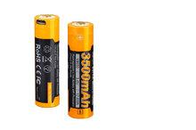 Аккумулятор 18650 Fenix 3500mAh USB