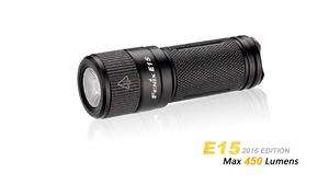 Fenix E15 (2016 edition)