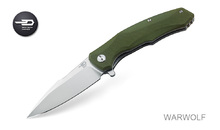 Bestech Knives BG04B Warwolf