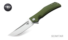 Bestech Knives BG05B Skimitar