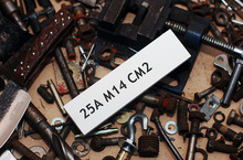 Электрокорунд 25АМ14СМ1-С2 (размер M)