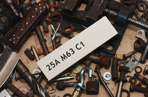 Электрокорунд 25АМ63СМ1-С1 (размер M)