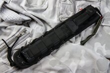 Чехол MOLLE Tactical Echelon Black