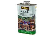 Масло Rustins Teak Oil 250мл