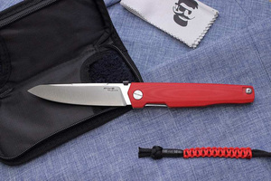 Mr. Blade Pike Red