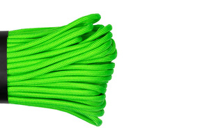 Паракорд 550 CORD Neon Green
