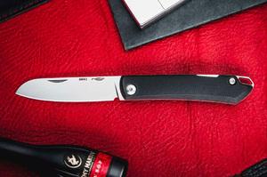 N.C.Custom Bro G10 Black-Red
