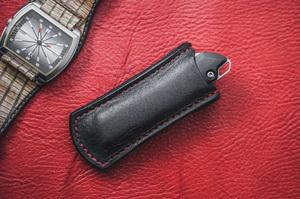 Чехол для складного ножа (черный)