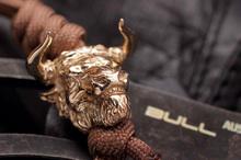 Бусина Bull