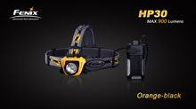 Fenix HP30 Yellow
