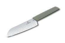 Кухонный нож Victorinox 6.9056.17K6B Сантоку