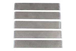 Набор алмазных пластин на бланках (5 шт)