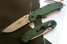 Ontario Rat Model 1 Forest Green