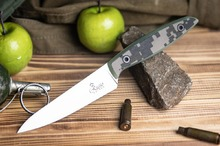 Кухонный нож Kizlyar Supreme Alexander S N690