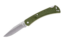 Buck 110 Slim Select Green