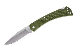 Buck 110 Slim Select Green