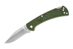 Buck 112 Slim Select Green