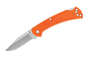 Buck 112 Slim Select Orange