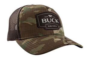 Бейсболка Buck Multicam Hat