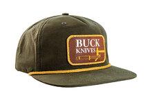 Бейсболка Vintage Buck Logo