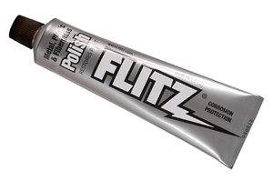 Полировальная паста Flitz 150гр.