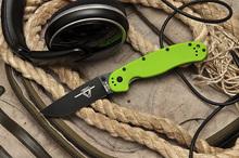 Ontario Rat Model 1 Neon Green