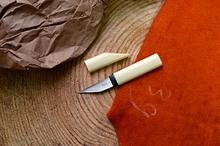 Нож для резьбы по дереву PS-120