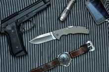 Cold Steel Code 4 Clip Point