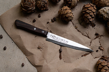 Кухонный нож Satake Natural Wood Универсальный