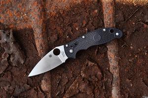 Spyderco Manix 2 Black Lightweight