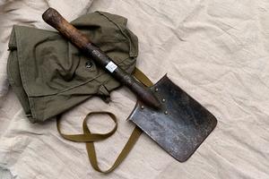 Малая пехотная лопатка (1916 год)