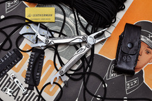 Leatherman Charge TTi + Bit Kit