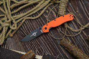 Ontario Rat Model 2 Orange Black
