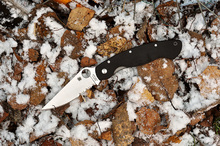 Spyderco Military Serrated