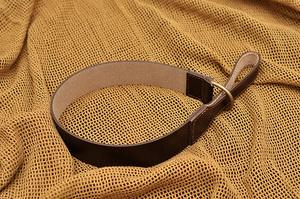 Ремень кожаный для правки