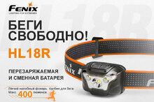 Fenix HL18R (черный)