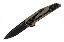 Kershaw 1160 Fraxion Tan