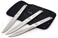 Набор ножей для спортивного метания Ножемир Баланс Wild Profi